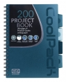 Coolpack - Project Book - Kołobrulion B5 Blue (94023CP)