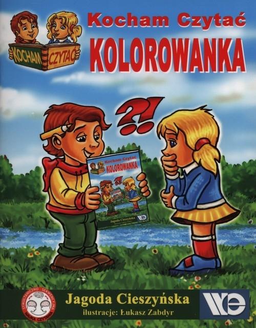 Kocham Czytać Kolorowanka Cieszyńska Jagoda