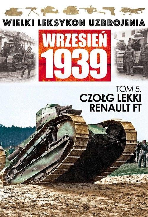 Czołg lekki Renault FT