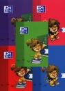 Zeszyt Oxford Lion A5 16 kartek kratka