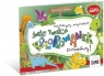 Edukacyjny przystanek: Świat twoich kolorowanek Dinozaury!