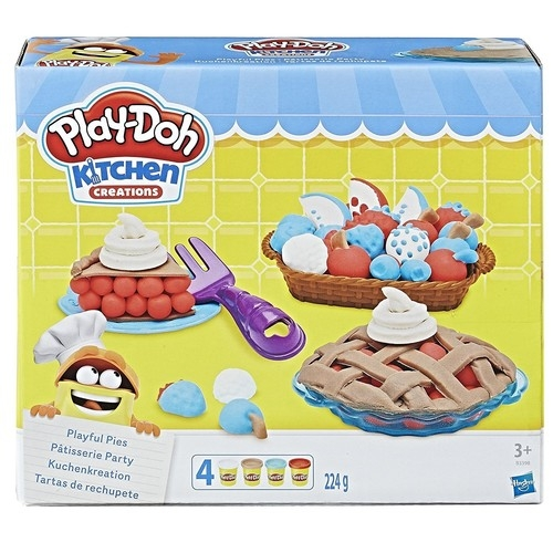 Play-Doh Kitchen Creations Wesołe wypieki (B3398)