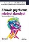 Zdrowie psychiczne młodych dorosłych