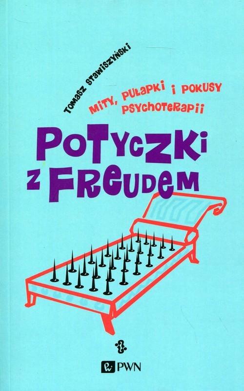 Potyczki z Freudem (Uszkodzona okładka) Stawiszyński Tomasz