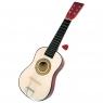 Drewniana gitara sześciostrunowa 60cm (86553) od 3 lat