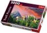 Puzzle Zamek Hohenschwangau, Bawaria 2000 elementów (27053)