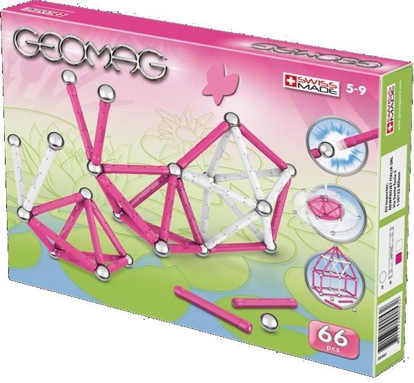 GEOMAG COLOR GIRL PINK 66 EL. GEO-053