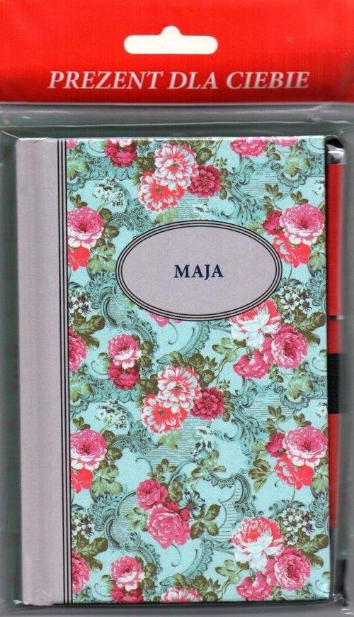 Notes imienny Maja