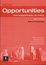 Opportunities Elementary Matura Powerbook