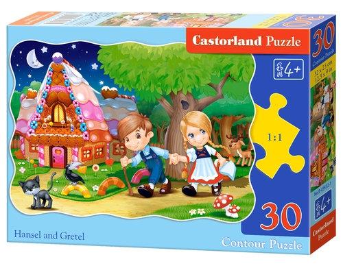 Puzzle 30: Hansel and Gretel