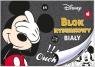 Blok rysunkowy biały A4/20K - Mickey Mouse