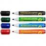 Markery suchościeralne 3160 D.RECT, 4 kolory