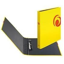 Segregator A4 4cm Fresh Col. żółty max file