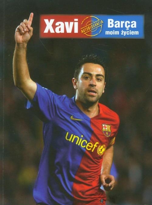Xavi Barca moim życiem Hernandez Xavi, Miguel Javier