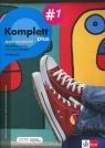 Komplett plus 1 Język niemiecki Podręcznik wieloletni z płytą CD