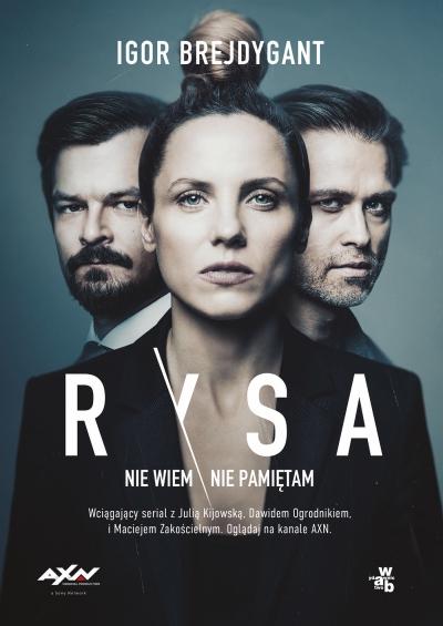 Rysa. Wydanie filmowe Igor Brejdygant