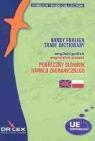 Angielsko-polski podręczny słownik handlu zagranicznego + Angielsko-polski Zechenter Paweł