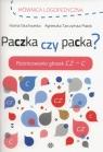Mównica logopedyczna Paczka czy packa Różnicowanie głosek cz - c Głuchowska Hanna, Tarczyńska-Płatek Agnieszka