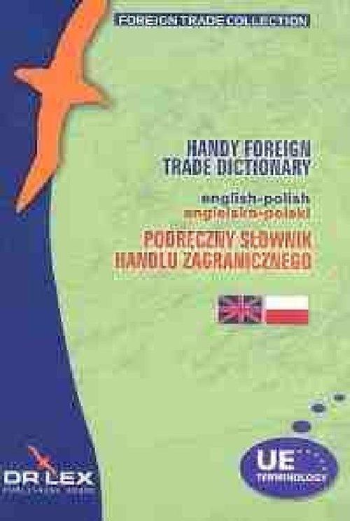 Angielsko-polski podręczny słownik handlu zagranicznego + Angielsko-polski słownik skrótów biznesu m - Zechenter Paweł - książka