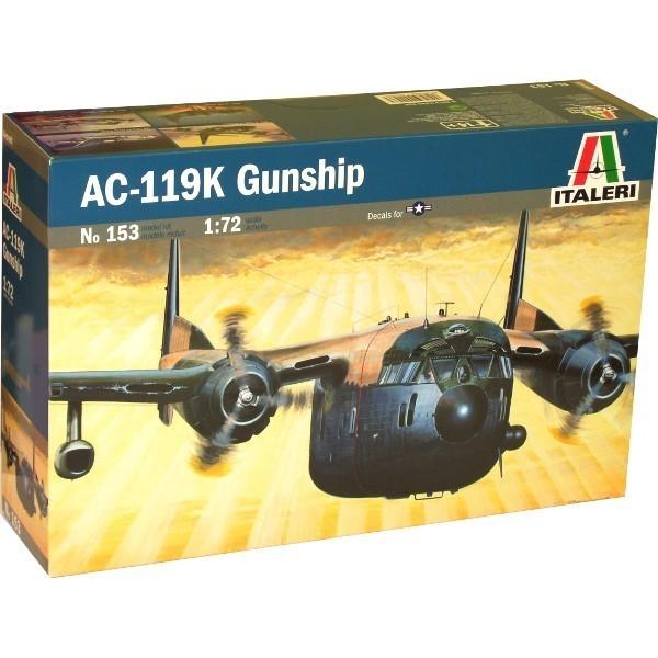 ITALERI AC-119K Gunship
