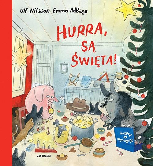 Hurra są Święta Nilson Ulf
