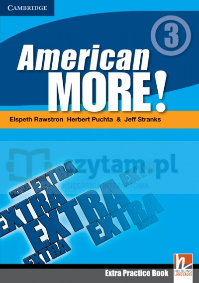 Am More! 3 Extra Practice Book