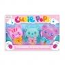 Gumki do ścierania pachnące Słodkie zwierzątka Cutie Pops OOLY 112-089