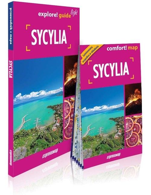 Sycylia explore! guide light Fundowicz-Skrzyńska Agnieszka
