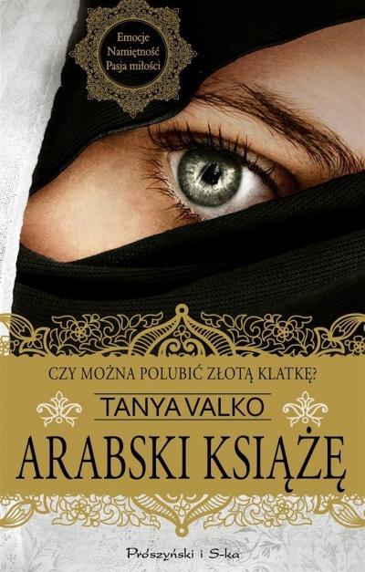 Arabski książę (Uszkodzona okładka) Valko Tanya