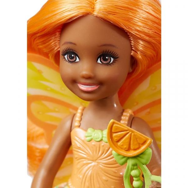 Barbie Dreamtopia. Chelsea Wróżka Cytrusowa (DVM87)
