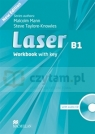 Laser 3ed B1 WB with Key +CD Malcolm Mann, Steve Taylore-Knowles