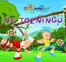 Na treningu. Kolorowanka. Euro 2012