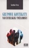 Grupowe konteksty nauczycielskiej tożsamości