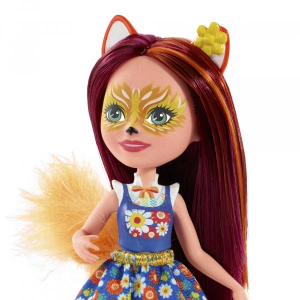 Enchantimals: Lalka Felicity Fox + lisek Flick (DVH87/FXM71)