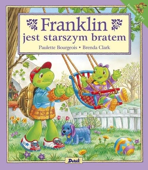 Franklin jest starszym bratem Bourgeois Paulette