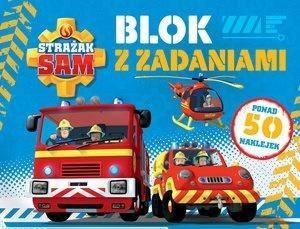 Strażak Sam. Blok z zadaniami Anna Wiśniewska