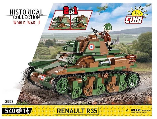 Cobi 2553 Renault R35