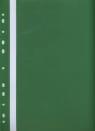 Skoroszyt z perforacją A4 Evo zielony