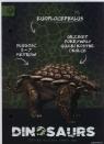 Wkład do segregatora A6 Dinozaur<br />mix wzorów