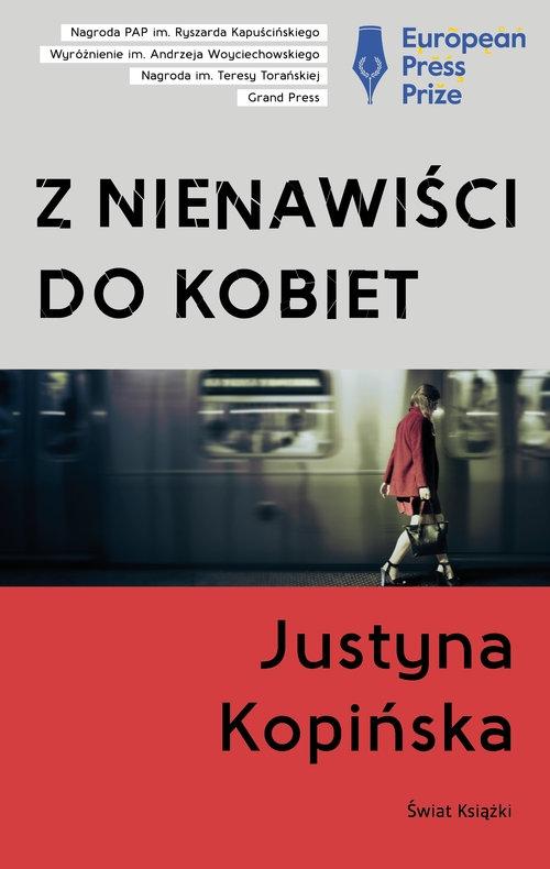 Z nienawisci do kobiet Kopińska Justyna