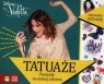Tatuaże duże - Violetta