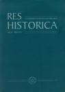 Res Historica 34