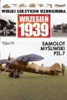 Samolot myśliwski PZL.7