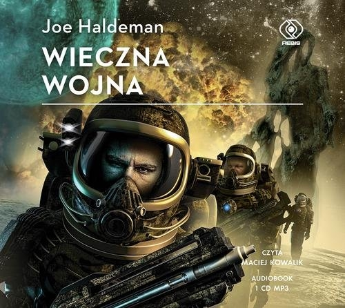 Wieczna wojna (Audiobook) Haldeman Joe