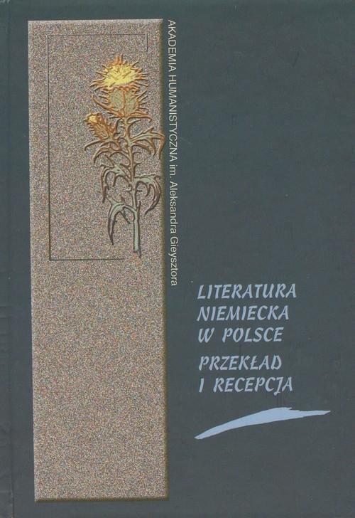 Literatura niemiecka w Polsce