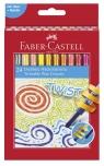 Kredki woskowe wykręcane Faber-Castell, 24 kolory (120004 FC)