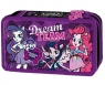 Piórnik podwójny z wyposażeniem Equestria Girls Dream Team