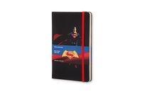 Notes Moleskine Limitowana Edycja Batman vs Superman L w linię Superman