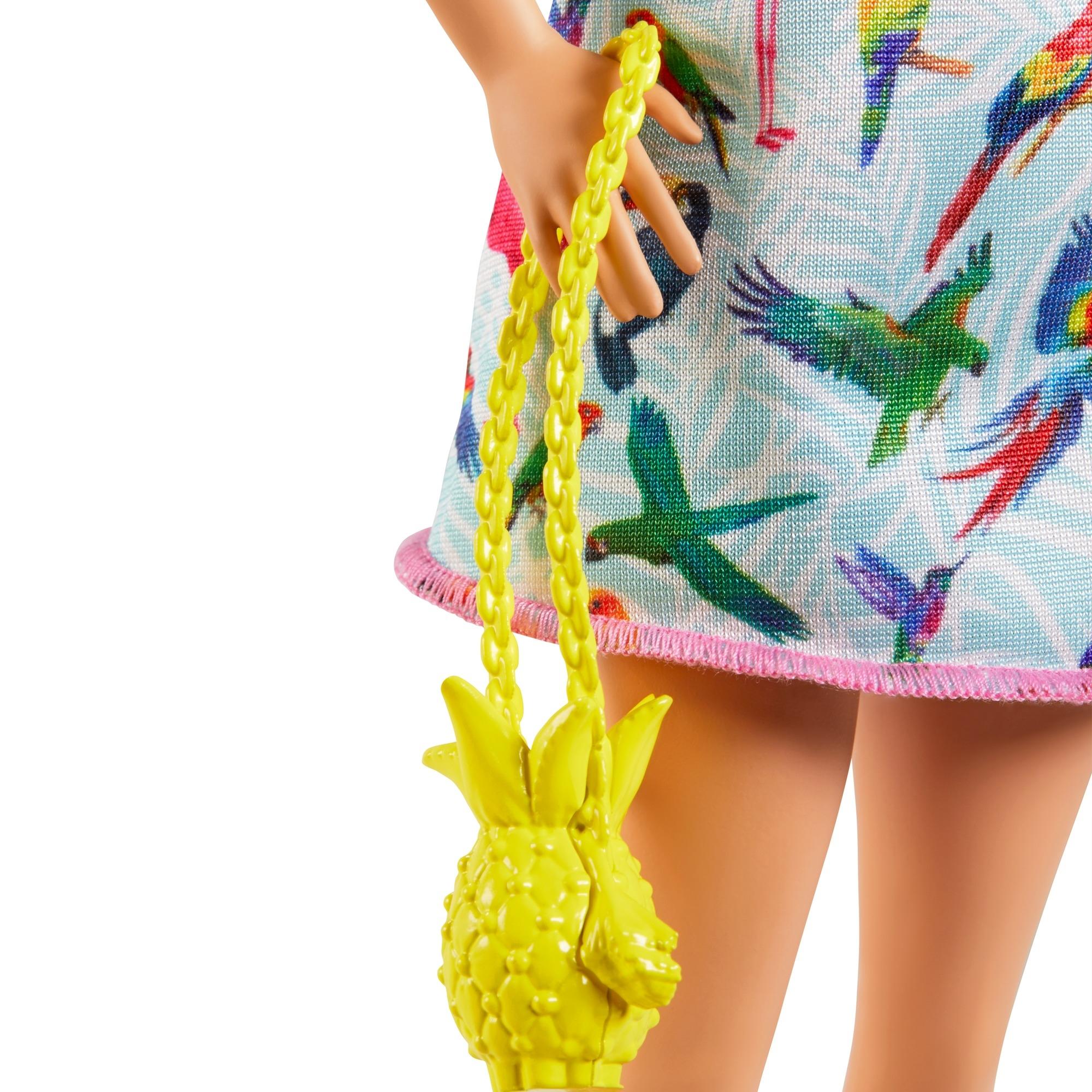 Barbie Chelsea: Siostry na wakacjach - lalka Barbie (GRT86/GRT87)