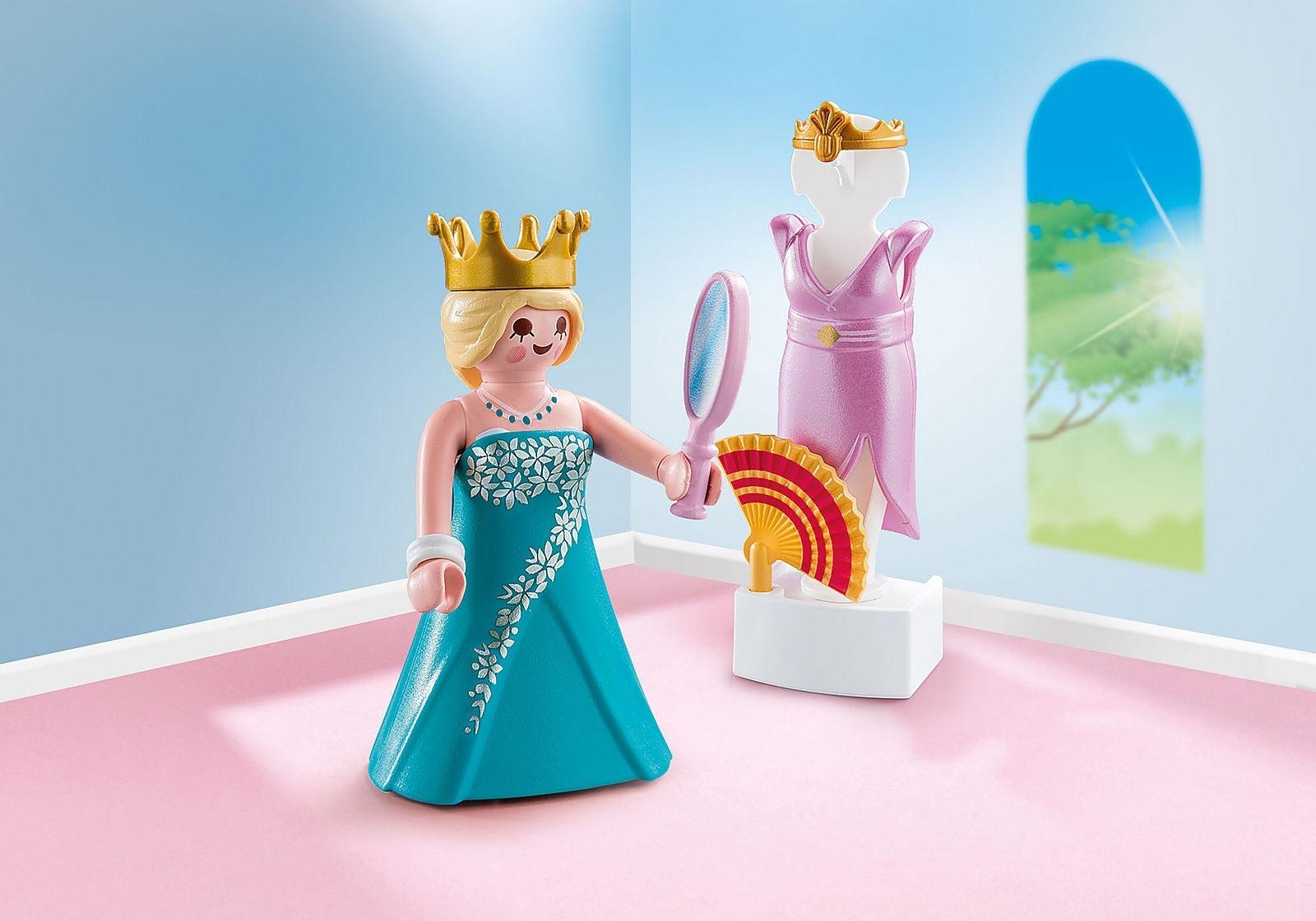 Playmobil Special Plus: Księżniczka z manekinem (70153)